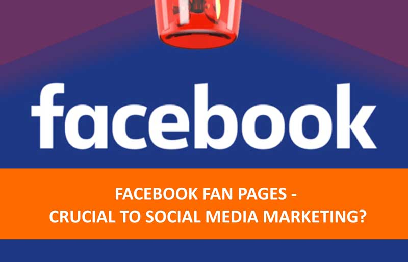 Facebook Fan Pages – Crucial to Social Media Marketing